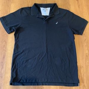 ❄️Nautica True Deck Navy Polo Shirt Men XXL